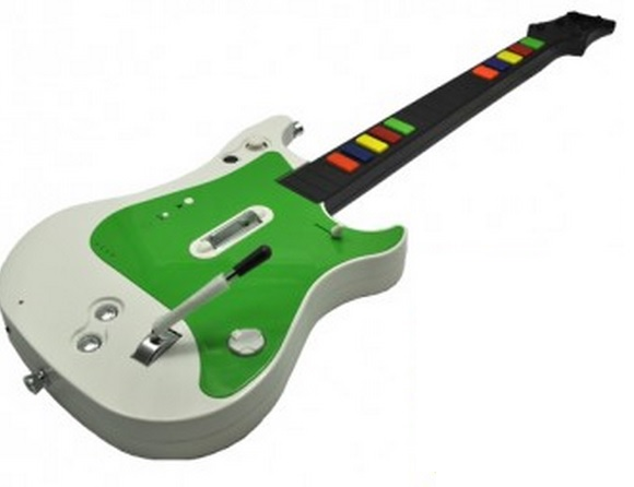 Wireless Guitar Controller