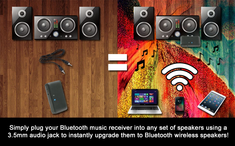bluetooth wireless music
